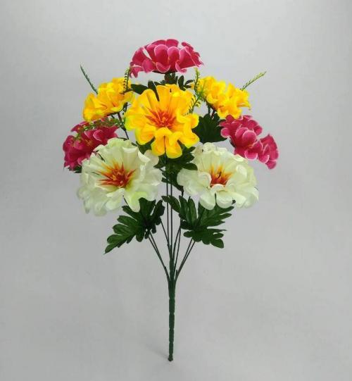 Искуственные цветы kalina-ploskaya-9-ka 847