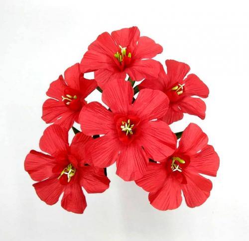 Искуственные цветы malva-n-6-ka
