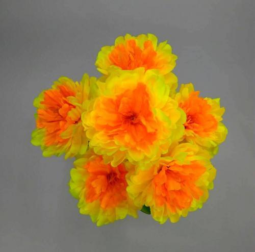 Искуственные цветы pion-6-ka-krupnyj 863