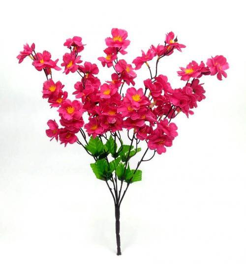 Искуственные цветы Сакура 5 веток 864