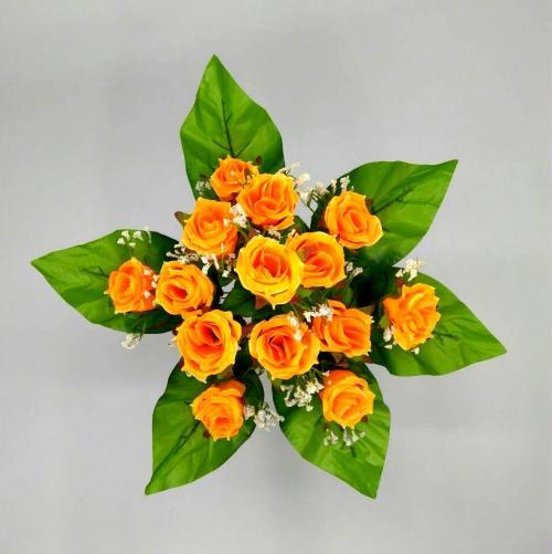 Искуственные цветы buton-ostryj-14-ka