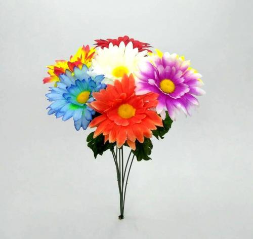 Искуственные цветы romashka-odinochka 868