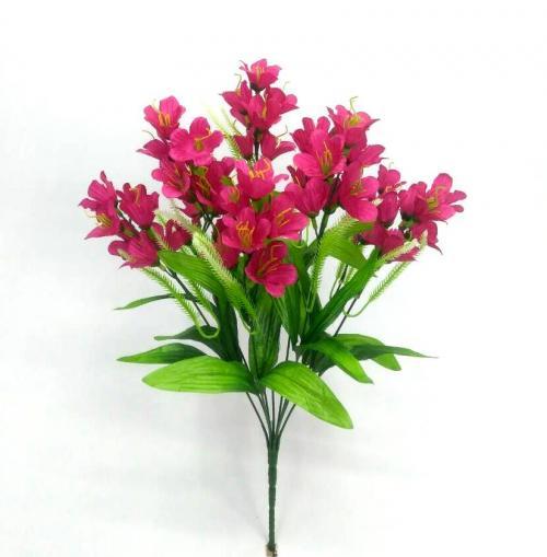 Искуственные цветы kolokolchik-9-vetok 876