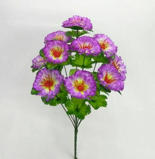 Искуственные цветы Пион 10-ка Н 890