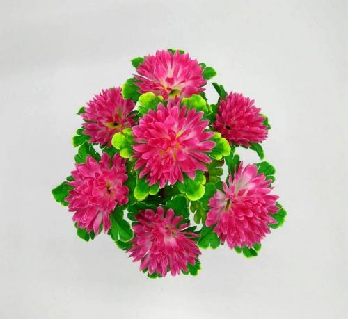 Искуственные цветы Шарик лист 891