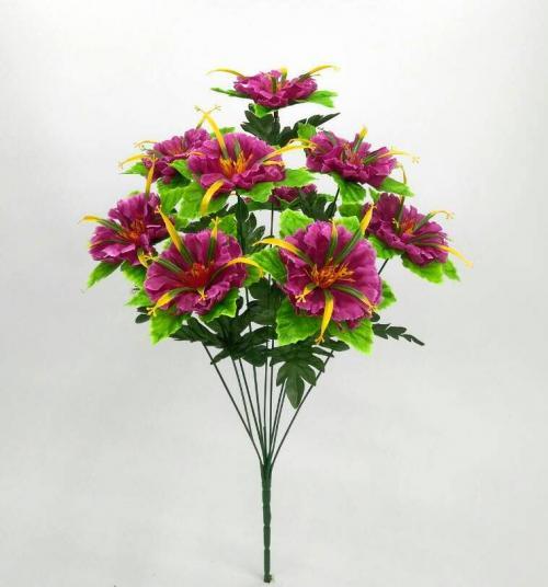 Искуственные цветы Пион усы 9-ка 895