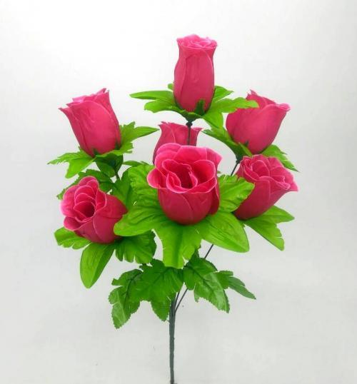 Искуственные цветы Бутон лист не прес Н 911