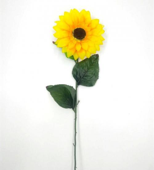 Искуственные цветы Подсолнух од. 912