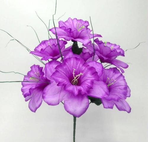 Искуственные цветы narciss-7-ka-st 918