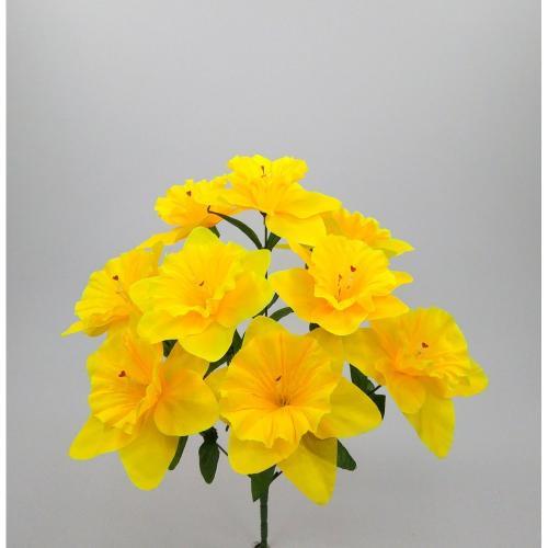 Искуственные цветы narciss-9-ka-ne-press 922