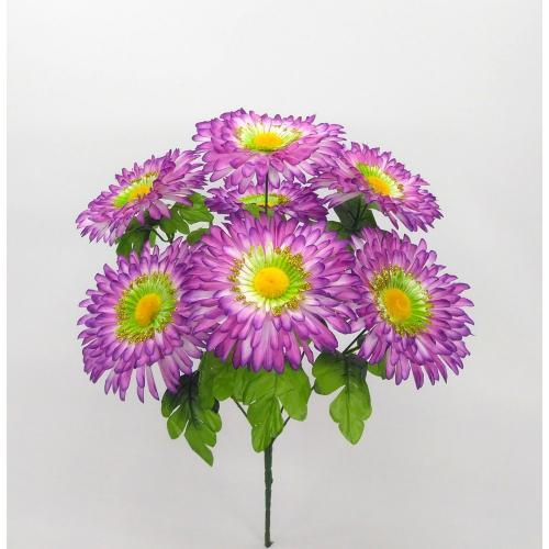 Искуственные цветы romashka-cvetnaya-v 931