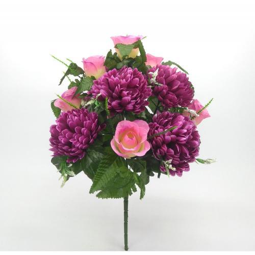 Искуственные цветы hrizantema-buton-12-ka-ne-press