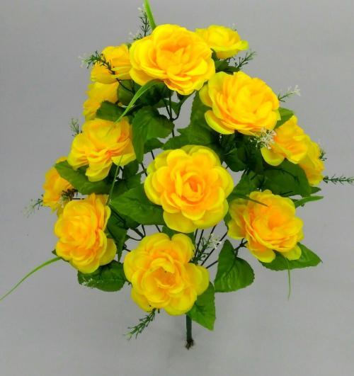 Искуственные цветы kameliya-konus-14-ka 937