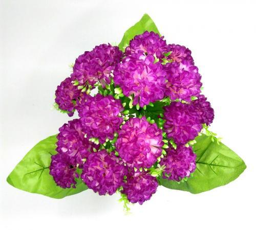 Искуственные цветы Калина лист 18-ка 938