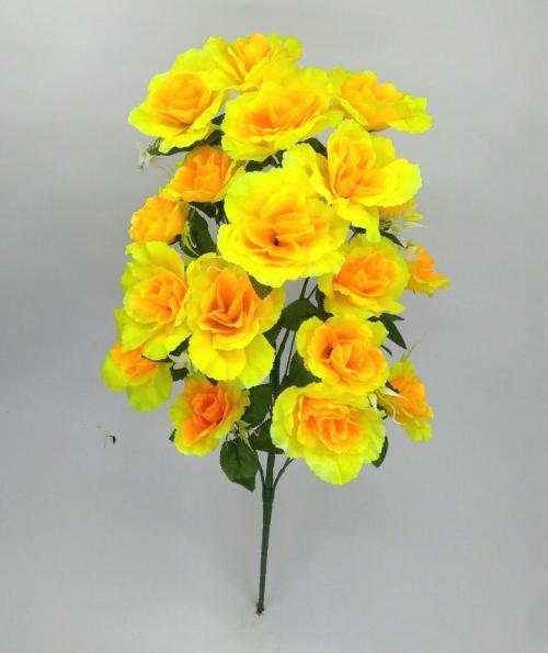 Искуственные цветы Роза (21) 940
