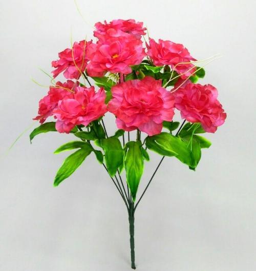 Искуственные цветы Камелия 9-ка СТН 943