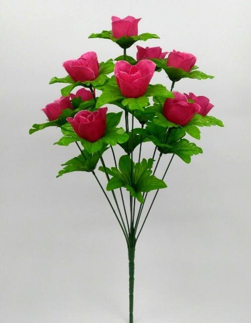 Искуственные цветы Бутон не пресс лист 11-ка 948
