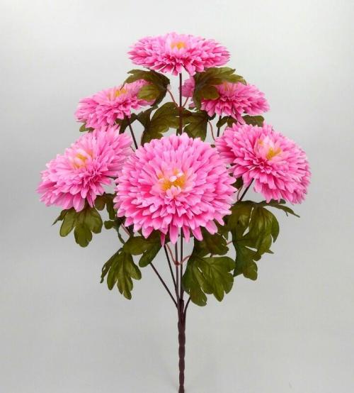 Искуственные цветы Хризантема 6-ка КН 950