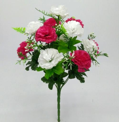 Искуственные цветы gvozdichka-miks-dekor 956