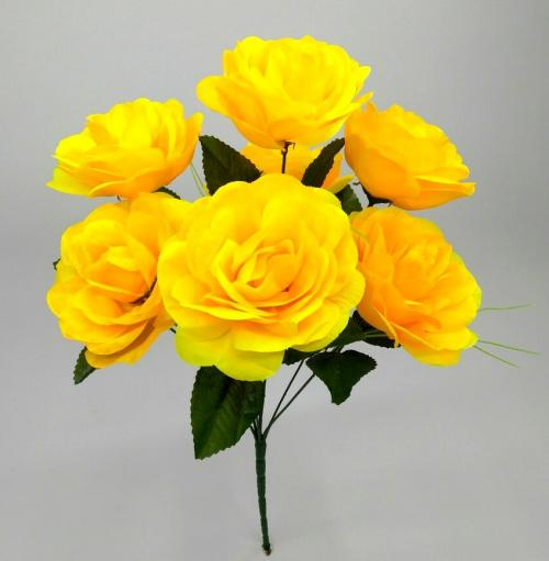 Искуственные цветы roza-kapusta-n-7-ka 959