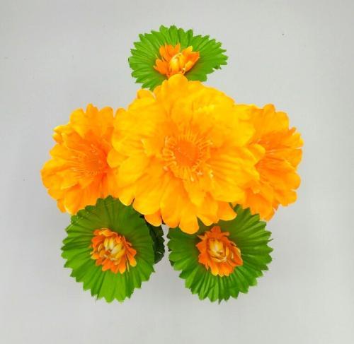 Искуственные цветы pion-kuvshinka-6-ka 965