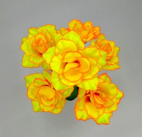 Искуственные цветы rozochka-6-ka-mal