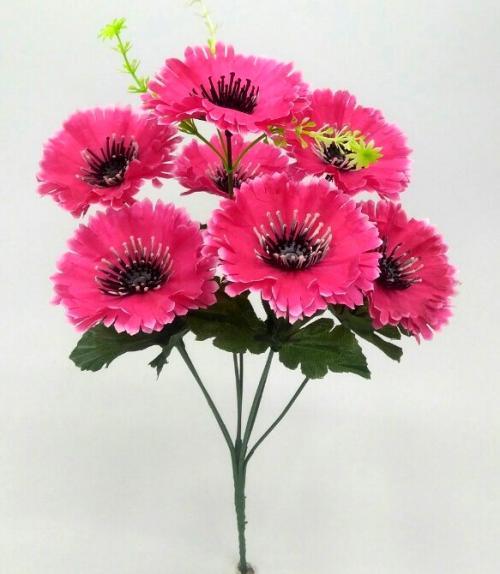 Искуственные цветы voloshka-7-ka-sr