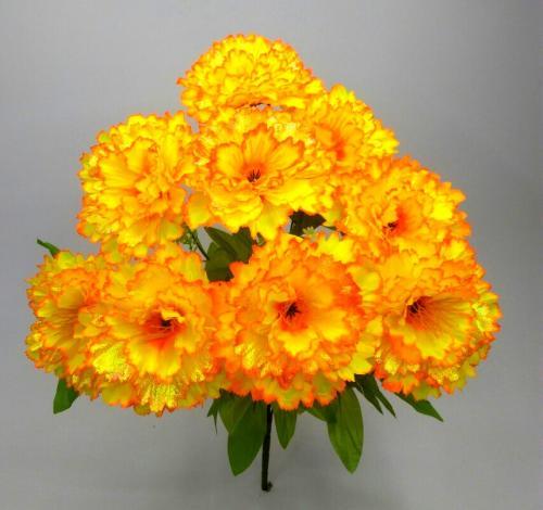 Искуственные цветы pion-9-ka-sr 978