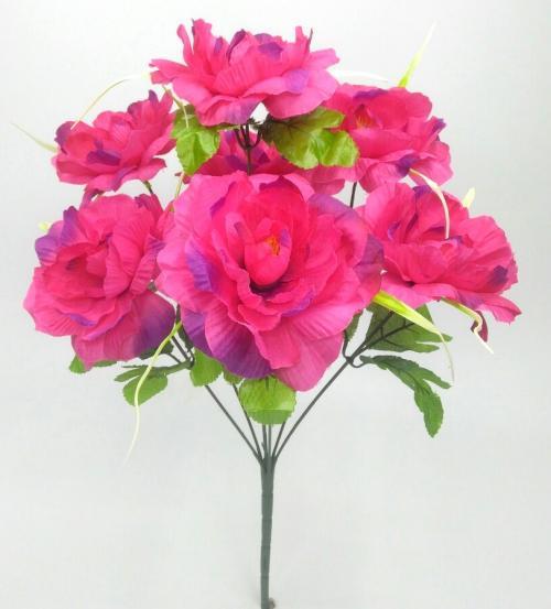 Искуственные цветы pion-7-ka-sr 979