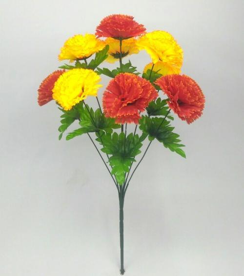 Искуственные цветы gvozdika-miks-9-ka 980