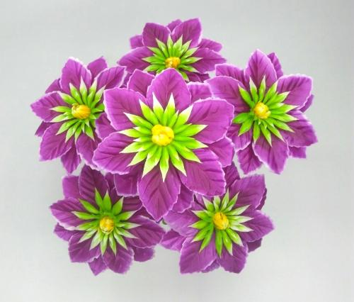Искуственные цветы dubok-6-ka-sr 986