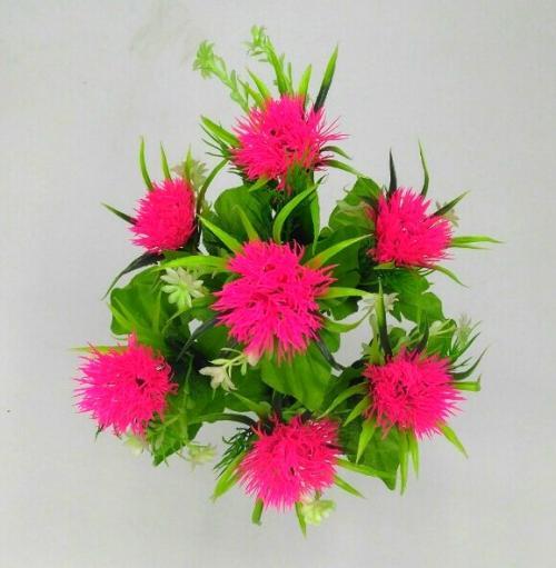 Искуственные цветы ezhik-plastmass-7-ka 993