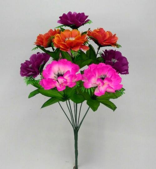 Искуственные цветы mak-miks-9-ka-n 994